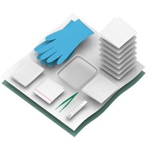 MEDICAREPLUS Dressing Pack Nurse It With Small Gloves - 10