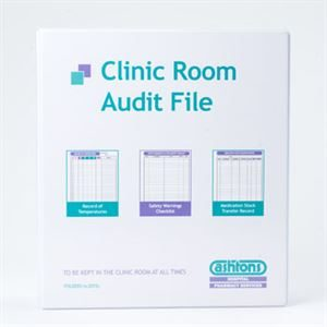 Clinic room audit file