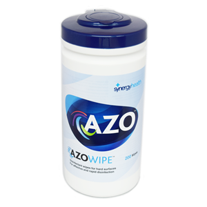 Azowipes Bactericidal Wipes Pack of 200 2203719