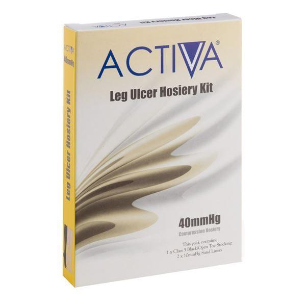 ACTIVA LEG ULCER HOSIERY KIT EXTRA LARGE - 3119070 edit
