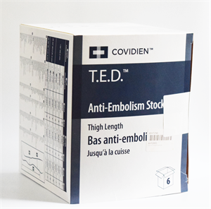 AHP2895--COVIDIEN-TED-STOCKINGS-MED.LONG-6-PAIRS