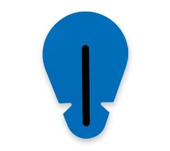 AMBU BLUE SENSOR SU ELECTRODES 100 - AHP0655