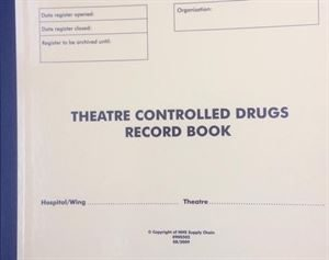BANNER THEATRE CD RECORD BOOK - AHP1624