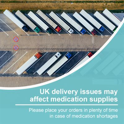 UK Delivery Issues