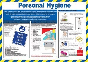 personal hygiene poster 2