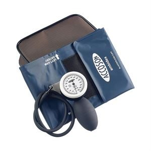 W42116 ACCOSON LIMPET ANEROID SPHYGMOMANOMETER WITH 4 CUFF SIZES AHP3076 edit
