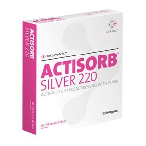 ACTISORB SILVER 10