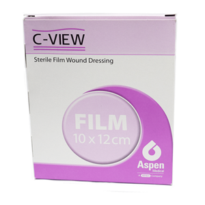 C-View Dressings 10cm x 12cm (Pack of 10) 2761328