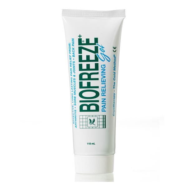 BIOFREEZE PAIN RELIEF TUBE 110G 3035938