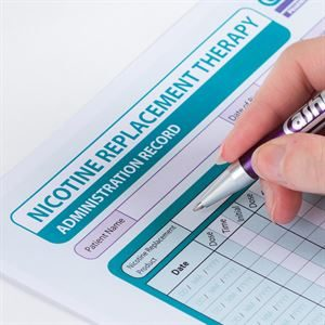 NRT1 Nictotine Replacement Therapy Form