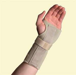 THERMOSKIN Carpal Tunnel Wrist Brace Small Right - 1