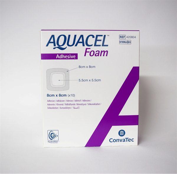 3781820-Aquacel Foam ADH 8x8cm 420804 10