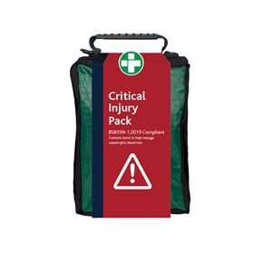 BS8599 1 2019 Critical Injury Pack – SingleAHP5708