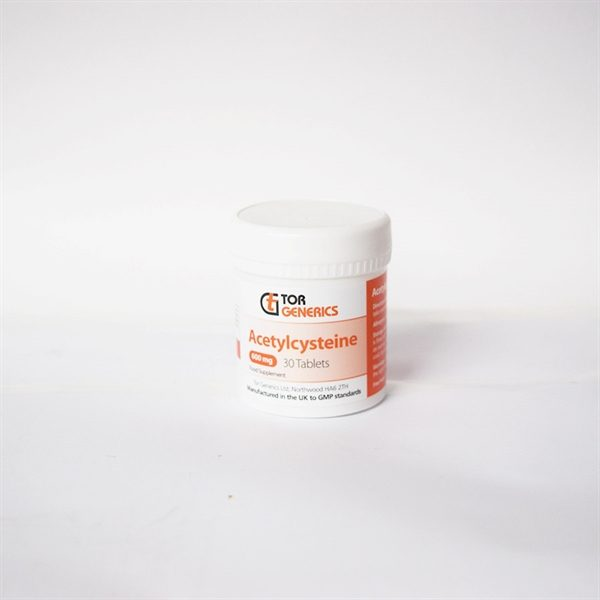AHP2997-Acetylcysteine Tabs 600mg 30