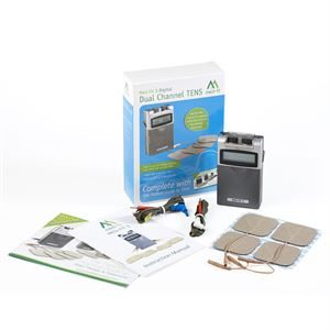 AHP0809 Tens Machine Dual Channel Kit Med-Fit 1