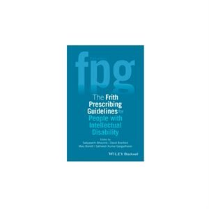 FRITH PRESCRIBING GUIDELINES - ADULTS LEARNING DISABILITIES - AHP2028 edit