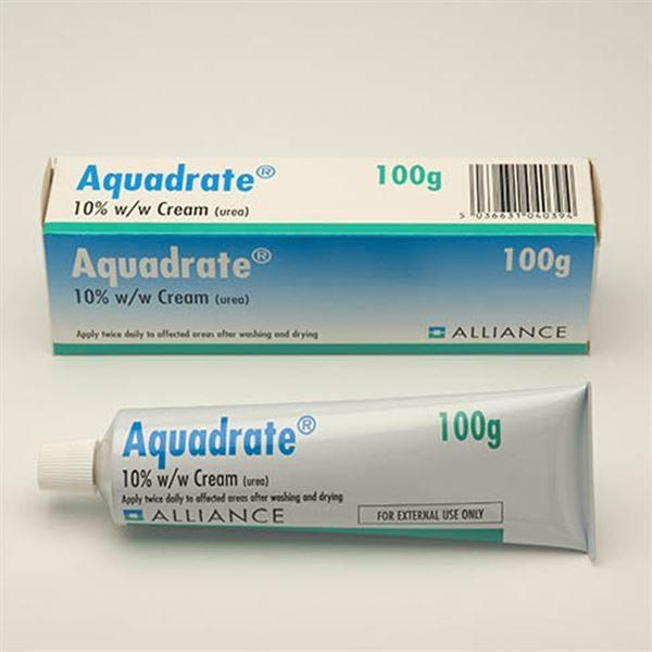 AQUADRATE 10% CREAM 100G - 0436717