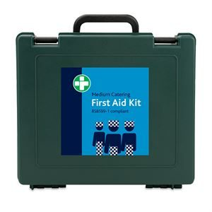 BS8599-1 2019 Catering First Aid Kit Medium – SingleAHP5706(673)