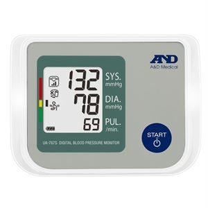W43223 A & D digital blood pressure monitor