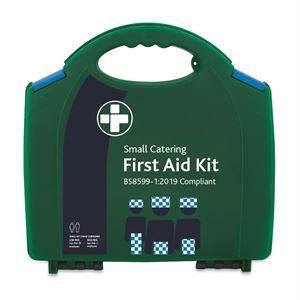 AHP5149 First Aid Kit BS8599-1 Small Catering - Single Pack 427_BSi2019_front