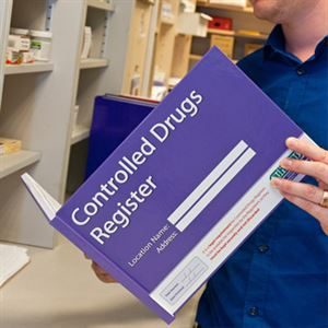 Controlled Drugs consumables
